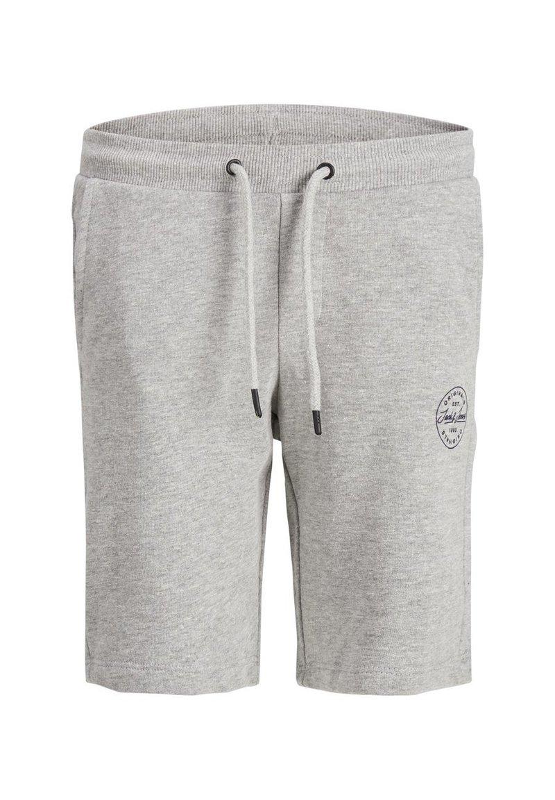 Jack & Jones Junior - Shorts - light grey melange