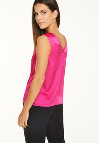 comma - Blouse - deep pink - 2