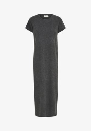 KACELINA - Maxi dress - dark grey melange