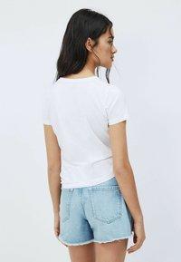 Pepe Jeans - Print T-shirt - blanco off - 2