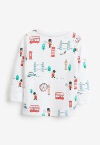 Next - 3 PACK LONDON BUS SNUGGLE PYJAMAS - Pyjama - red - 2