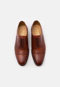 Barker - MALVERN - Eleganckie buty - rosewood - 3