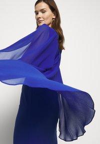 Lauren Ralph Lauren - CLASSIC DRESS COMBO - Cocktail dress / Party dress - french ultramarin - 4