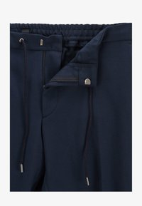 BOSS - BANKS - Tracksuit bottoms - dark blue - 1