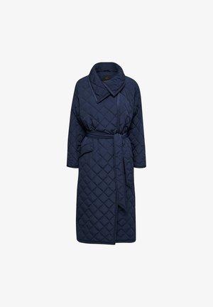 LUCY  - Gabardina - dress blue