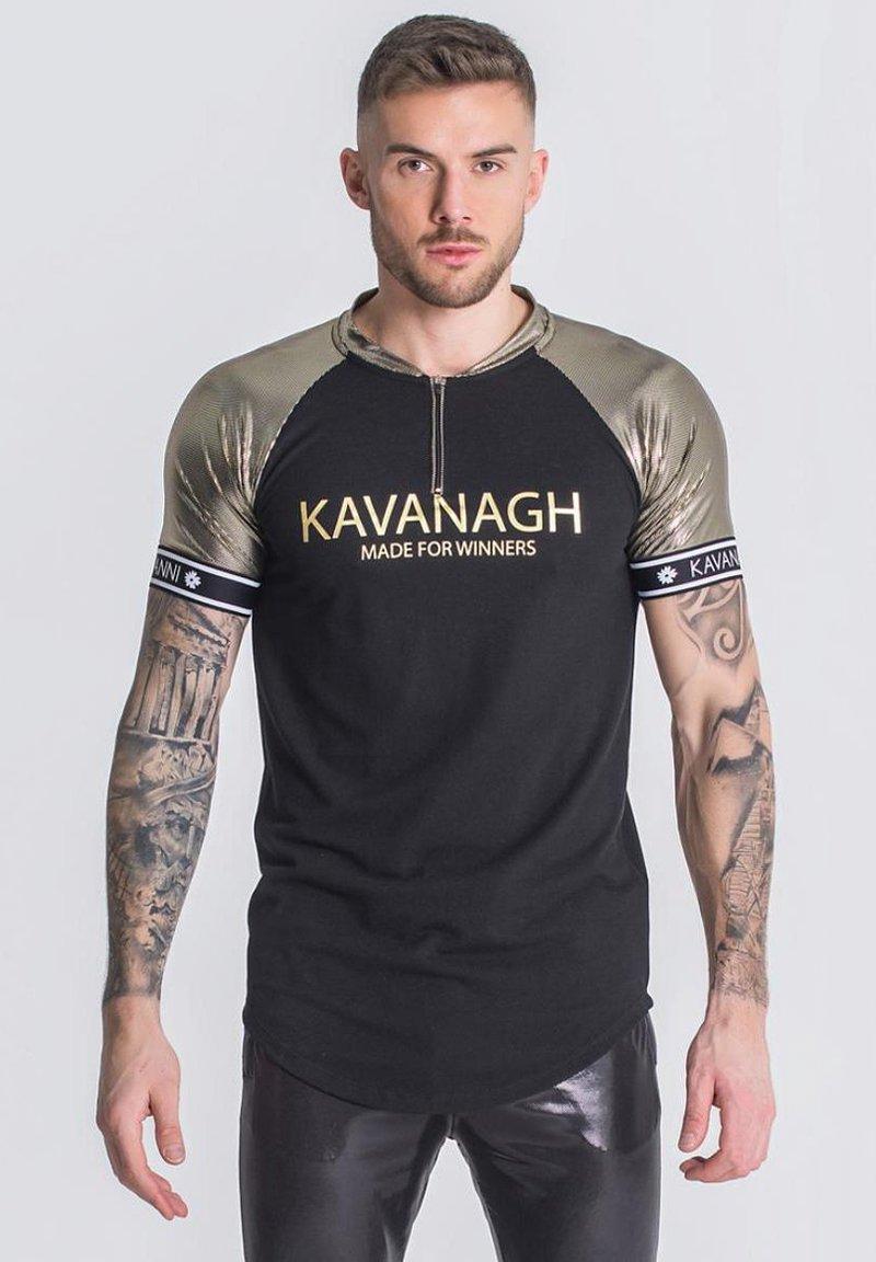 Gianni Kavanagh - RIDE OR DIE - Polo shirt - black