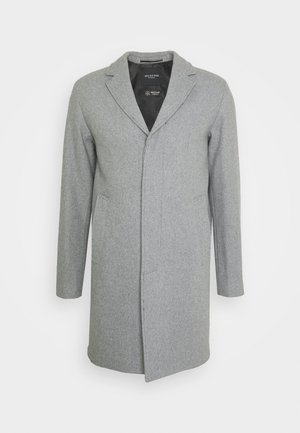 SLHHAGEN  COAT  - Classic coat - grey melange