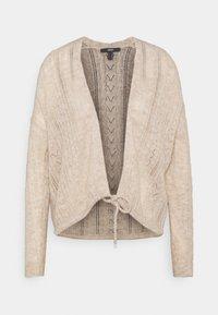 Esprit Collection - POINTELLES  - Cardigan - sand - 0