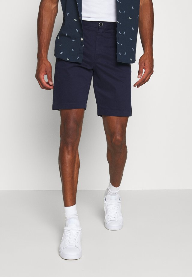 HAMPTON CHINO - Shorts - navy