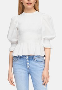QS by s.Oliver - Blouse - white - 3