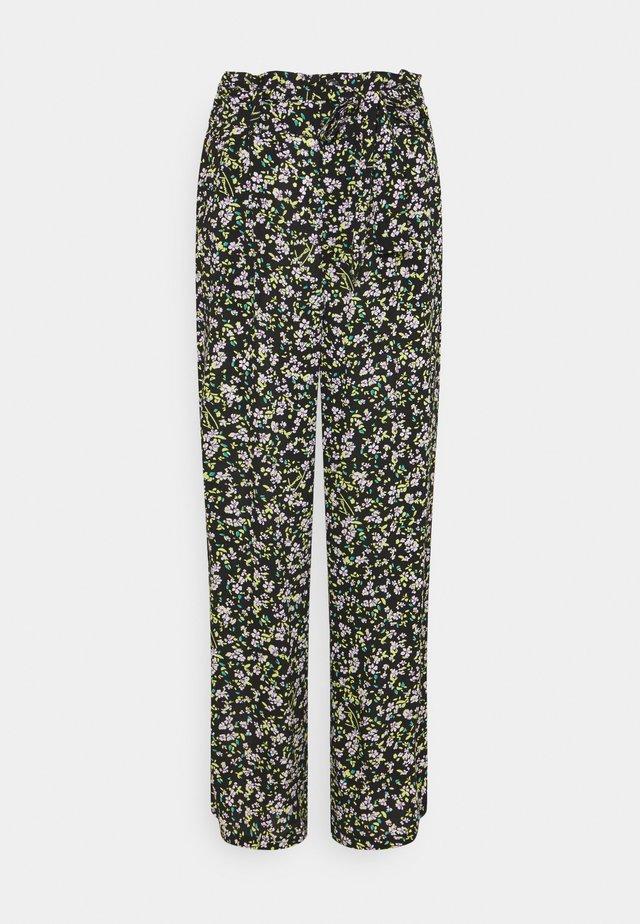FLUID PANT - Bukser - floral print