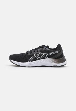 GEL EXCITE  - Neutral running shoes - black/white