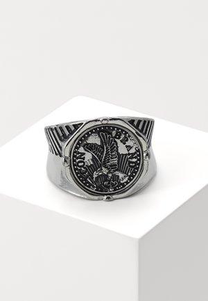 EAGLECOIN SIGNET - Anello - silver-coloured