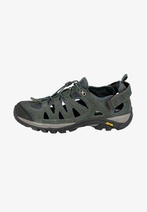 Walking sandals - anthrazit