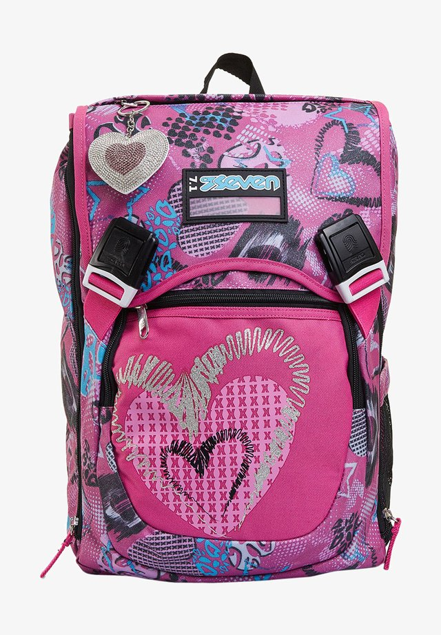 ROMANTIC FREEDOM - Zainetto - pink