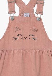 Lindex - MINI DRESS MAGGIE - Denní šaty - dusty pink - 3