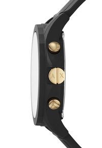 Armani Exchange - Chronograph watch - schwarz - 3