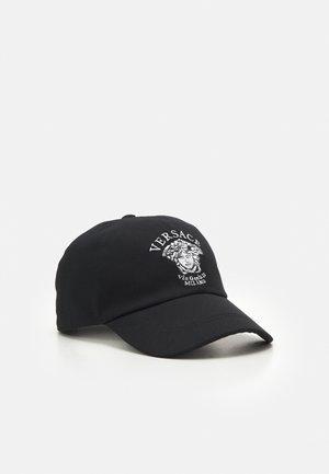VIA GESU UNISEX - Cap - nero