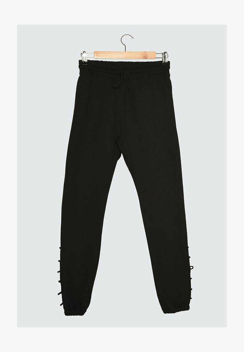 Trendyol - Pantaloni sportivi - black