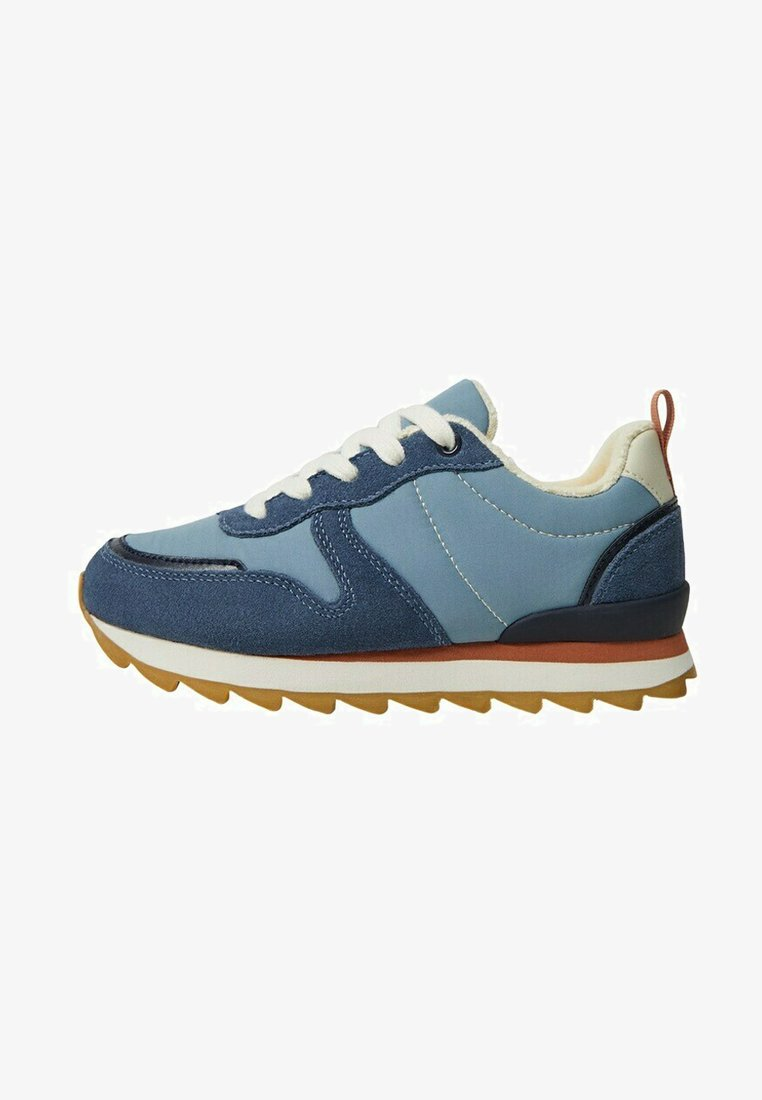 Mango - Sneakers basse - blau