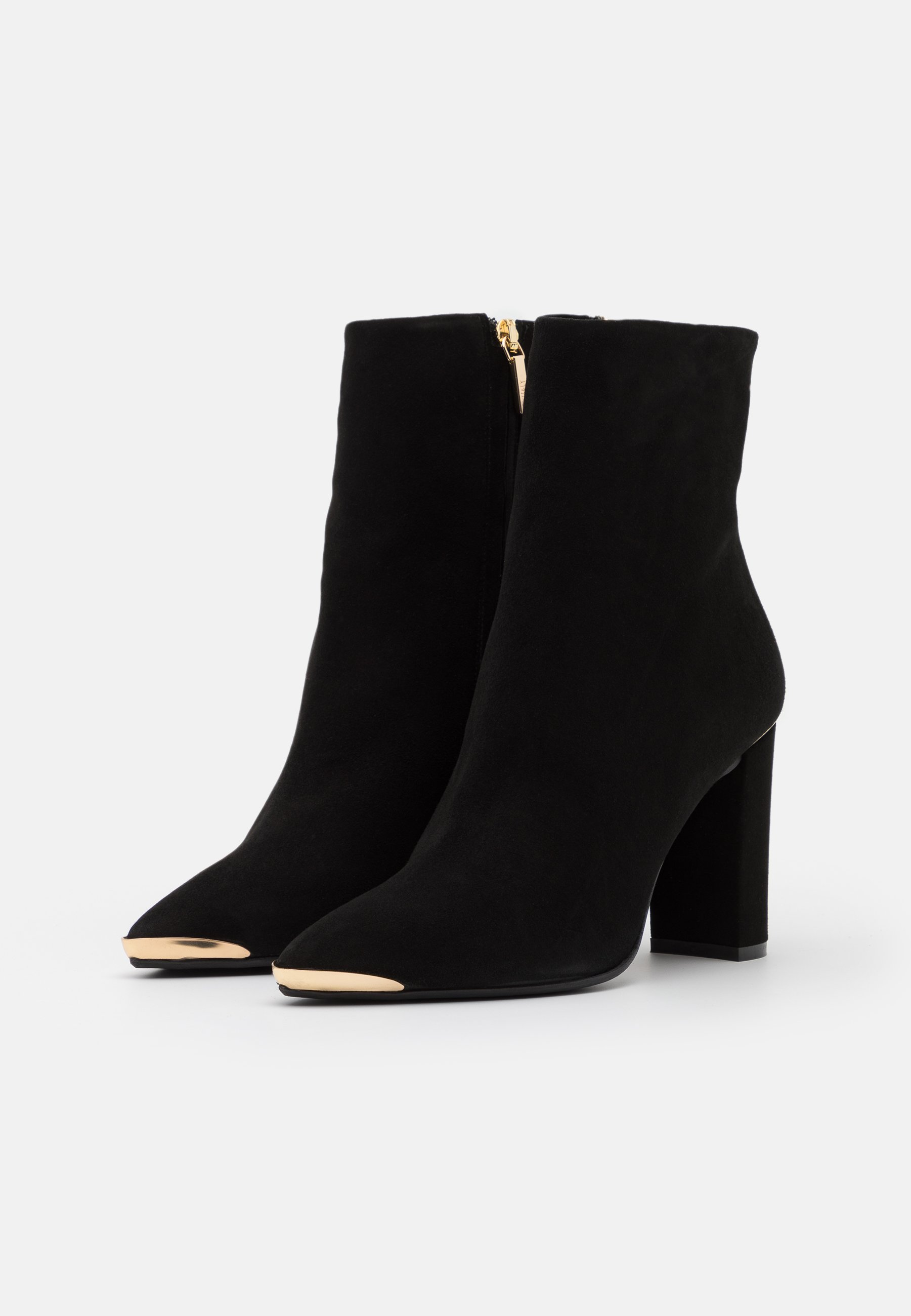 Best Seller Cheapest Oxitaly CAMELIE - High heeled ankle boots - nero | women's shoes 2020 V9P46