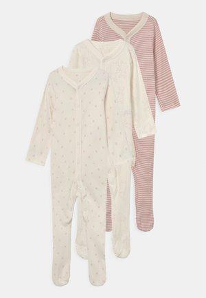 BABY 3 PACK - Sleep suit - pink