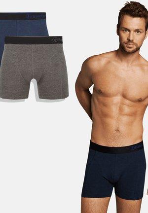 2 PACK BASICS  - Underkläder - navy gray
