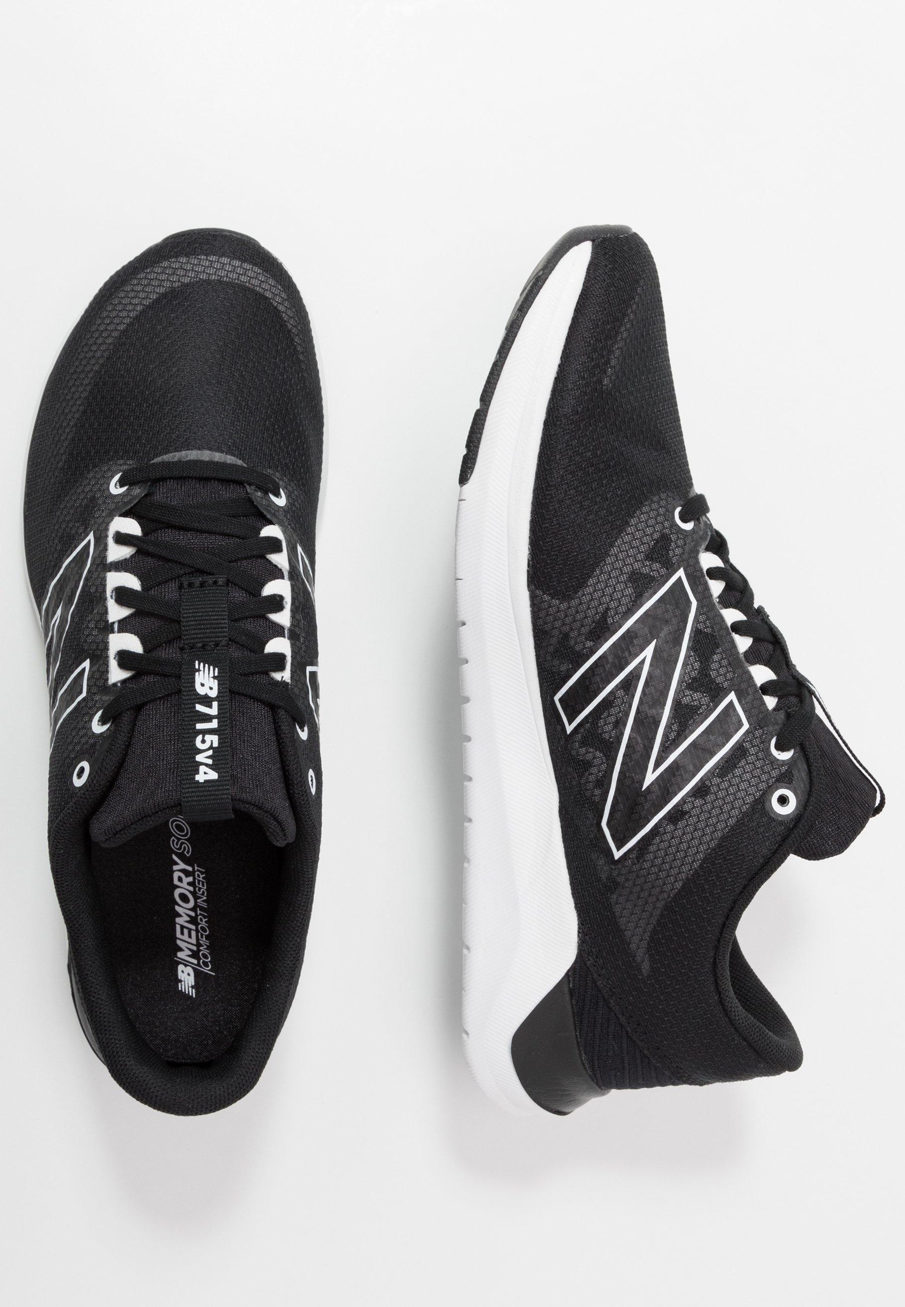 New Balance Scarpe da fitness - black/nero - Zalando.it