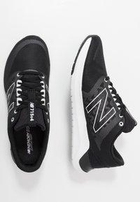 New Balance - Kuntoilukengät - black - 1