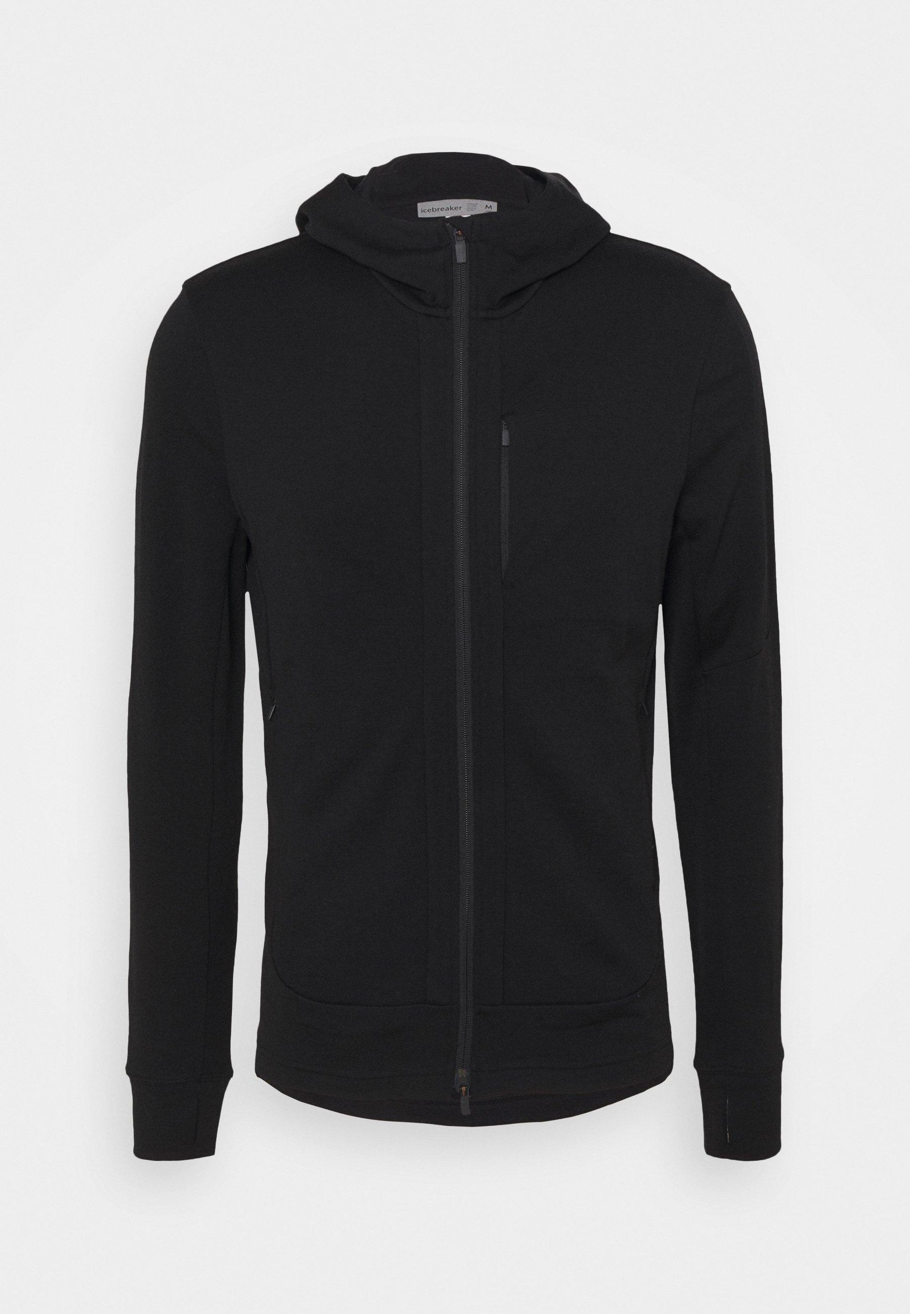 Men QUANTUM III ZIP HOOD - Zip-up sweatshirt