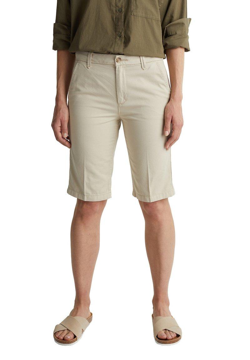 Esprit - Shorts - sand