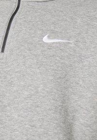 Nike Sportswear - TREND - Sweatshirt - grey heather/matte silver/white - 4