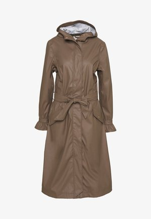 BECCA RAINCOAT - Waterproof jacket - beige