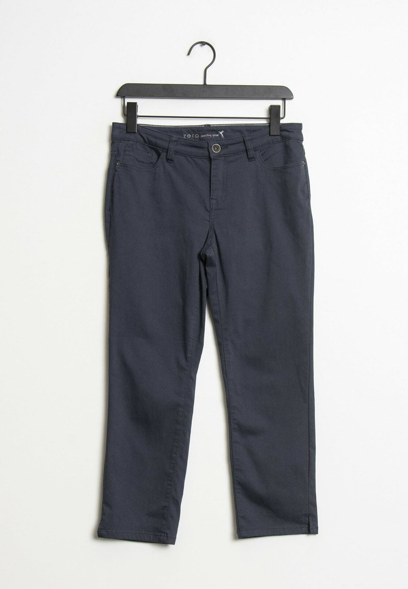 zero - Trousers - blue