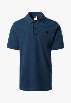 PIQUET - Polo - monterey blue