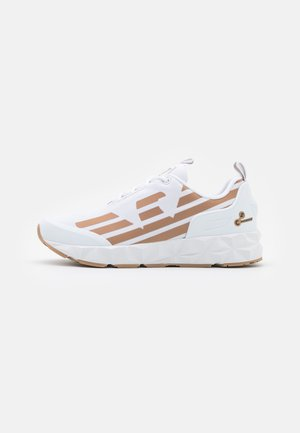 UNISEX - Trainers - white/bronze