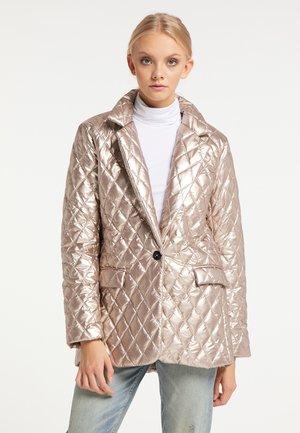 Winter jacket - champagner