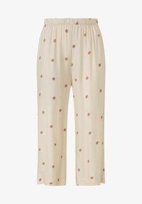 OYSHO - Pyjama bottoms - beige - 4
