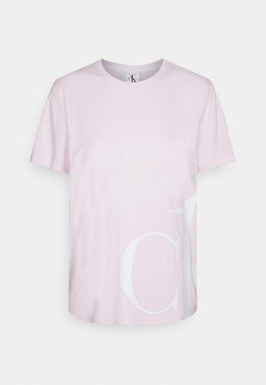 SLEEP CREW NECK - Camiseta de pijama - pearly pink