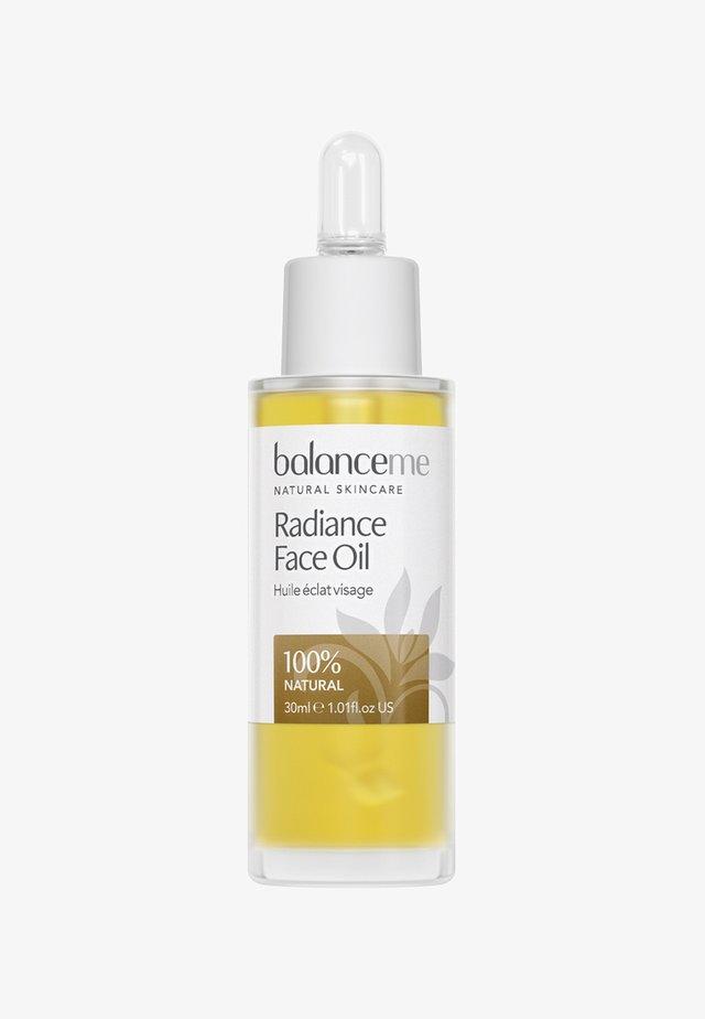 RADIANCE FACE OIL 30ML - Face oil - neutral