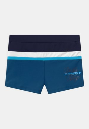 IRAPUATO - Swimming trunks - navy blue