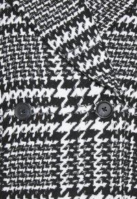 Forever New - JILLIAN HOUNDSTOOTH COAT - Classic coat - black & white - 6