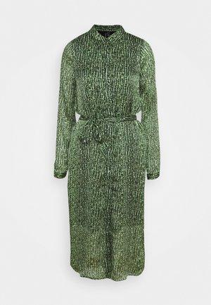 VMKATINKA DRESS - Košilové šaty - duffel bag/katinka