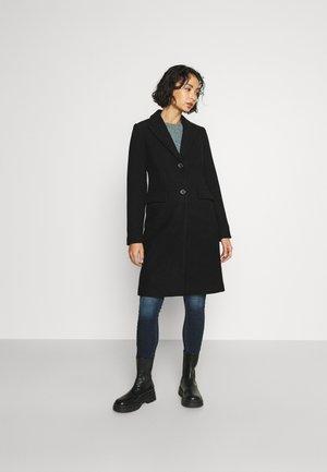 VMBLAST - Klassisk kåpe / frakk - black