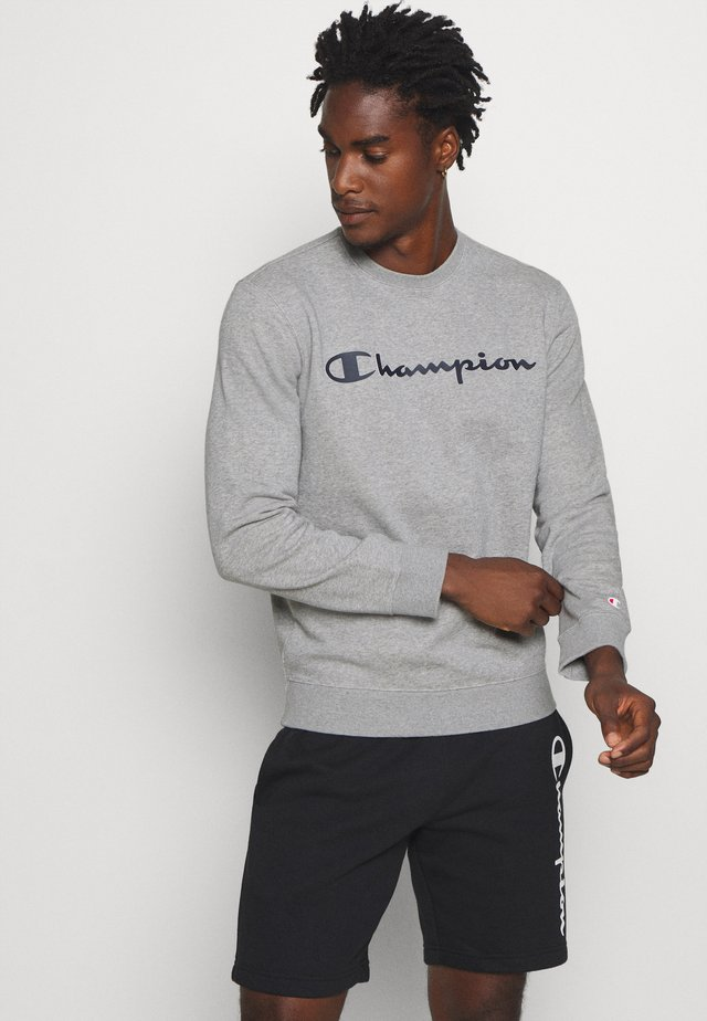 LEGACY CREWNECK - Collegepaita - dark grey