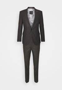 Shelby & Sons - CRANTON SUIT - Kostym - brown - 8