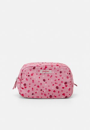 CLASSIC COSMETIC CASE - Wash bag - pale rose
