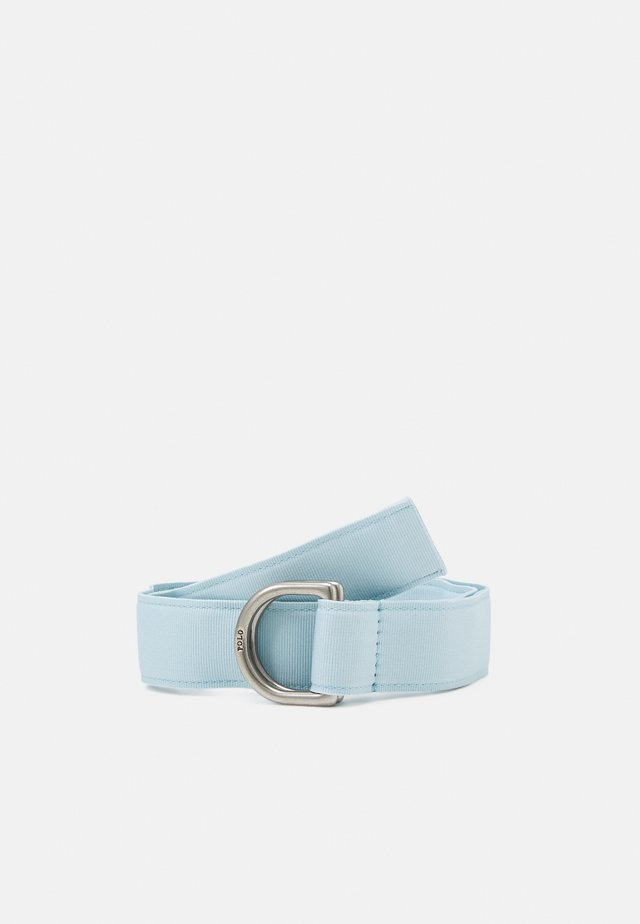 BELT CASUAL UNISEX - Pásek - dusty turquoise