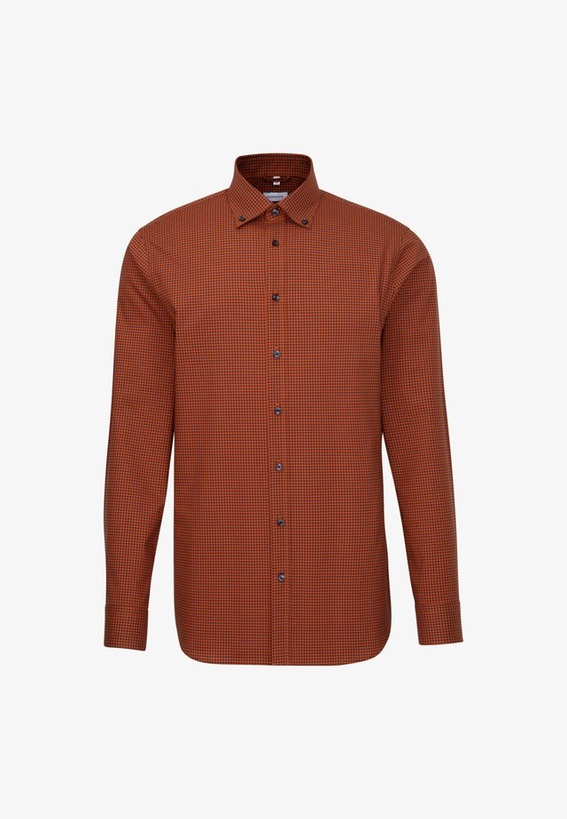 SHAPED SLIM FIT - Koszula - orange