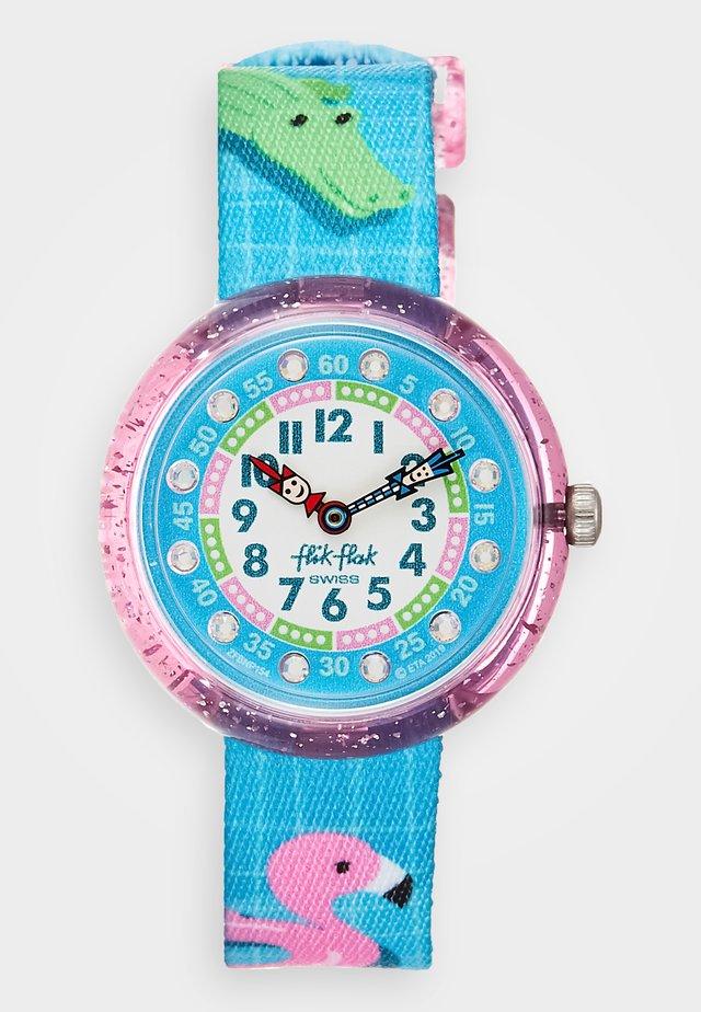 SPLASHTASTIC - Watch - blue